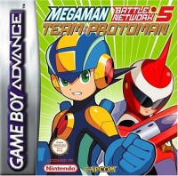 Mega Man Battle Network 5 Team : ProtoMan (En Boîte) - Game Boy Advance