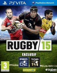 Rugby 15 - Playstation Vita