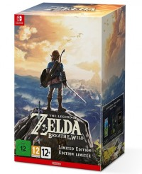 The Legend of Zelda : Breath of the Wild - Edition Limitée - Switch