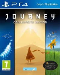 Journey - Edition Collector (Flow et Flower) - Playstation 4