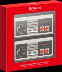 Paire de Manettes Joy-Con NES en boîte  - Switch