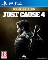 Just Cause 4 - Édition Gold  - Playstation 4