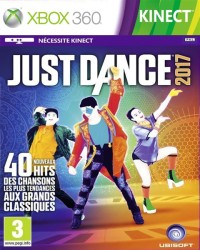 just dance 2017 x360 jeux occasion pas cher gamecash. Black Bedroom Furniture Sets. Home Design Ideas