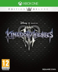 Kingdom Hearts 3 - Édition Deluxe  - Xbox One