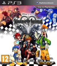 Kingdom Hearts 1.5 HD ReMIX - Playstation 3
