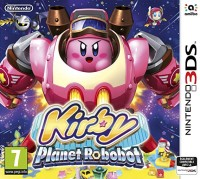 Kirby: Planet Robobot sous blister - 3DS