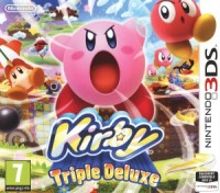 Kirby : Triple Deluxe sous blister - 3DS