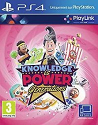 Knowledge is Power : Generations - Playstation 4