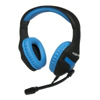Casque Konix Gaming - Bleu - Playstation 4