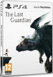 The Last Guardian - Edition Steelbook - Playstation 4