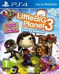 Little Big Planet 3 - Extra Edition - Playstation 4