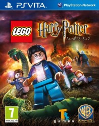 Lego Harry Potter: Années 5 à 7 - Playstation Vita