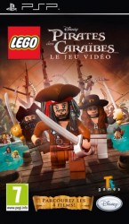 Lego : Pirates des Caraibes - Playstation Portable