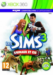 Les Sims 3: Animaux & Cie - Xbox 360