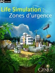 life simulation zones urgence pc jeux occasion pas cher gamecash. Black Bedroom Furniture Sets. Home Design Ideas