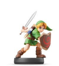 Amiibo Link Enfant - Super Smash Bros Collection - Switch