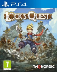 Lock's Quest - Playstation 4