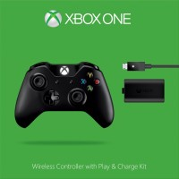 Manette Xbox One et Kit Play & Charge - Xbox One