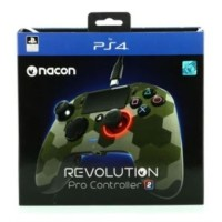 Manette Nacon Revolution Pro Controller 2 Camo Vert - Playstation 4