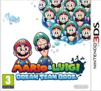 Mario & Luigi: Dream Team Bros. - 3DS