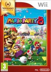 Mario Party 8 - Nintendo Selects - Wii