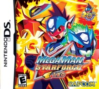 Mega Man Starforce Leo (import USA) - DS