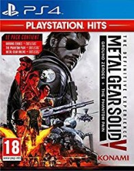 Metal Gear Solid V - The Definitive Experience Playstation Hits - Playstation 4