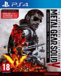 Metal Gear Solid V - The Definitive Experience - Playstation 4