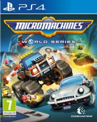 Micro Machines : World Series - Playstation 4