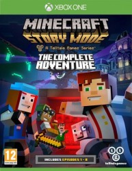 Minecraft Story Mode - L'Aventure Complète - Xbox One