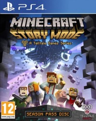 Minecraft: Story Mode - A Telltale Game Series - Playstation 4