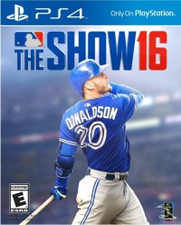 MLB 16 : The Show (Import USA) - Playstation 4