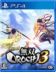 Warriors Orochi 4 (import japonais) - Playstation 4