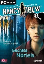 <b>Nancy drew</b> - Secrets Mortels - Jeux PC - nancy-drew-14-e53652