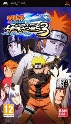 Naruto Shippuden: Ultimate Ninja Heroes 3  - Playstation Portable