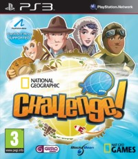 National Geographic Challenge - Playstation 3