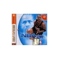 NBA 2K (import japonais) - Dreamcast