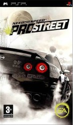 Need For Speed ProStreet  - Playstation Portable
