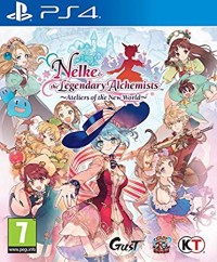 Nelke & The Legendary Alchemists: Ateliers of The New World  - Playstation 4