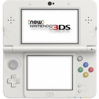 Console New Nintendo 3DS Blanche - 3DS