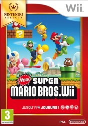 New Super Mario Bros (Nintendo Selects) - Wii