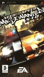 Need for Speed : Most Wanted - Playstation Portable