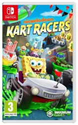 Nickelodeon Kart Racers - Switch