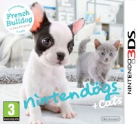 Nintendogs Et Cats Bouledogue Français - 3DS