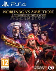 Nobunaga's Ambition : Sphere Of Influence - Ascension - Playstation 4