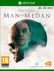 The Dark Pictures - Man of Medan  - Xbox One