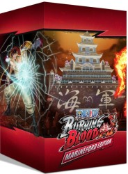 One Piece : Burning Blood - Marineford Edition (Collector) - Playstation 4