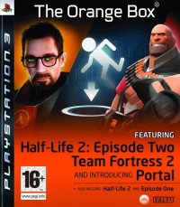Half Life 2 : The Orange Box - Playstation 3