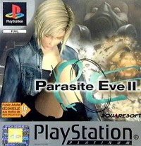 Parasite Eve II Platinum - Playstation One