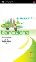Passport to barcelone - Playstation Portable